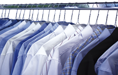 Reinigung und Wäscherei